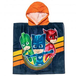 Poncho PJ Masks 50x100cm