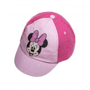 Καπέλο jockey Disney Minnie Mouse (12-18 μηνών)