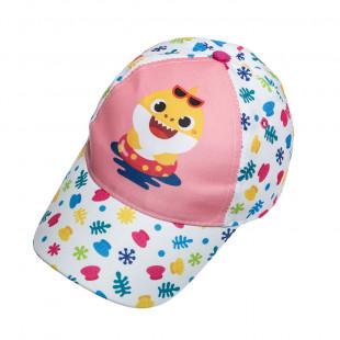 Καπέλο jockey Baby Shark (2-5 ετών)