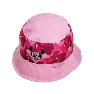 Καπέλο bucket Disney Minnie Mouse (2-5 ετών)