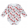 Babygrow Disney Minnie Mouse with bib in a box (0-3 months)