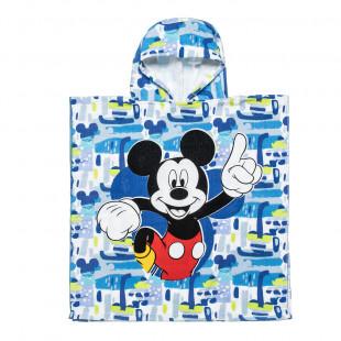 Beach poncho Disney Mickey Mouse (60x120cm)