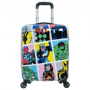 Luggage American Tourister Marvel Comics