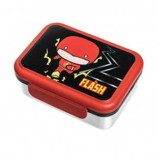 Lunch Box Justice League Flash