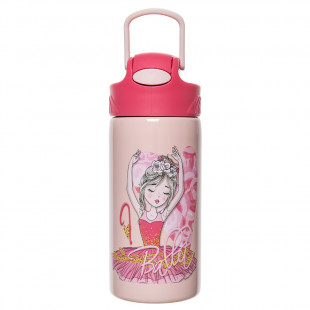 Water bottle thermos ballet