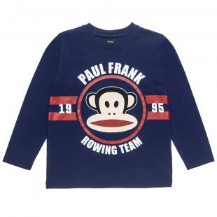 Μπλούζα Paul Frank με τύπωμα (18 μηνών-5 ετών)
