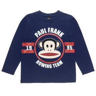 Μπλούζα Paul Frank με τύπωμα (6-14 ετών)