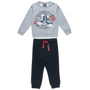 Σετ Five Star μπλούζα και παντελόνι (12 μηνών-5 ετών)