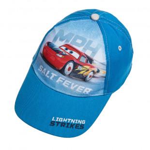 Καπέλο Τζόκευ Disney Cars (4-6 ετών)