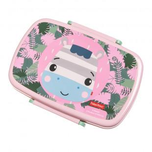 Lunch box Fisher-Price zebra