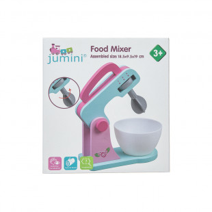 """Toy from natural wood """"Food mixer"""""""