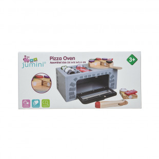 """Toy from natural wood """"Pizza oven"""""""