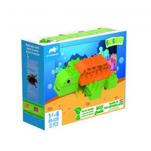Blocks eco sea turttle (1,5-6 years)