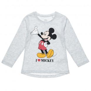 Μπλούζα Disney Mickey Mouse για κορίτσια (12 μηνών-3 ετών)