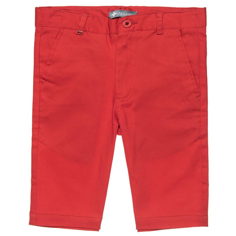 Shorts chino (6-16 years)