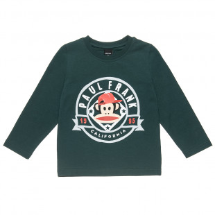 T-shirt long sleeved Paul Frank (12months-5years)