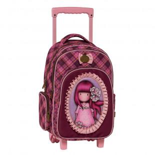 "Trolley backpack Santoro ""Cherry Blossom"""