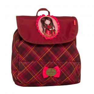 """Backpack small size Santoro """"A Single Rose"""""""