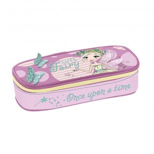 """Κασετίνα τετράγωνη """"Cute Fairy"""""""