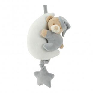 Musical toy grey bear