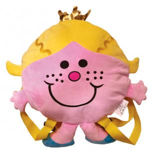 Backpack soft for kindergarten Miss Princess
