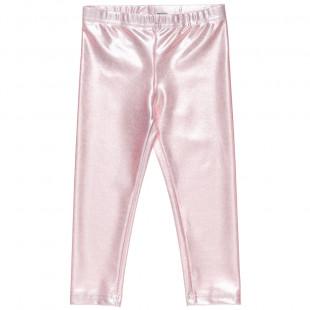 Leggings metallic baby pink (2-5 years)