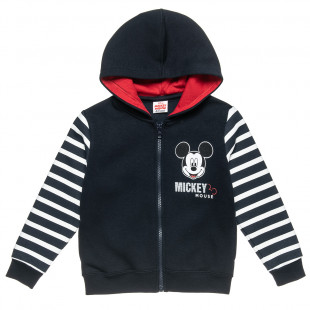Tracksuit Disney Mickey Mouse with stripes (18 months-5 years)