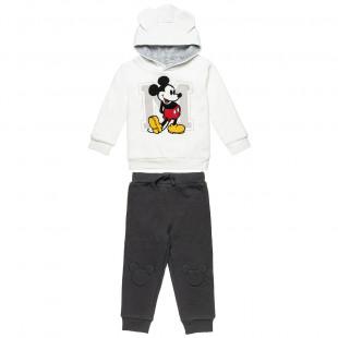 Σετ Disney Mickey Mouse μπλούζα με παντελονάκι (12 μηνών-3 ετών)