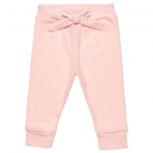Παντελόνι κολάν πλεκτό σε 2 χρώματα (12 μηνών-3 ετών)