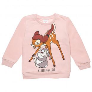 Long sleeve top Disney Bambi & Thumber (12 months-3 years)