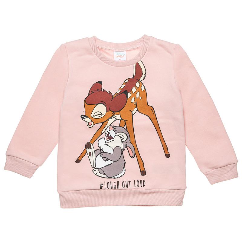 Μπλούζα Disney Bambi & Thumper (12 μηνών-3 ετών)