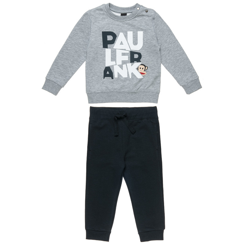 Tracksuit Paul Frank with print (18 months-5 years)