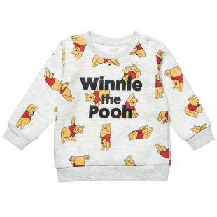 Μπλούζα Disney Winnie the Pooh με μοτίβο (9 μηνών-3 ετών)