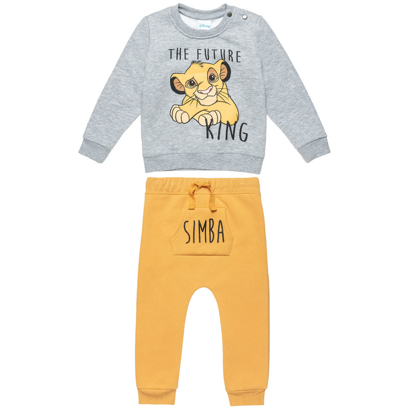 Set Disney Lion King Simba top with pants (12 months-5 years)