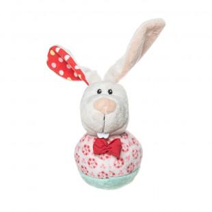 Musical plush toy baby rabbit (6+ months)