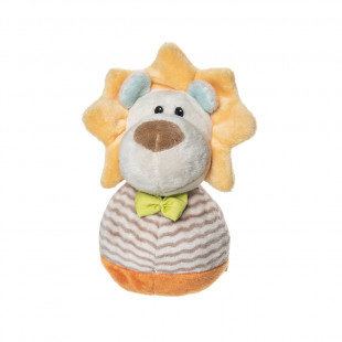 Musical plush toy baby lion (6+ months)