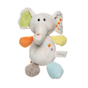 Plush toy baby elephant (0+ months)