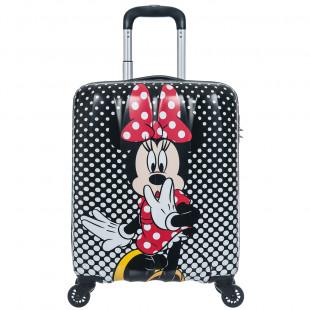 Βαλίτσα American Tourister τρόλεϊ Disney Minnie Mouse 62.5 lt
