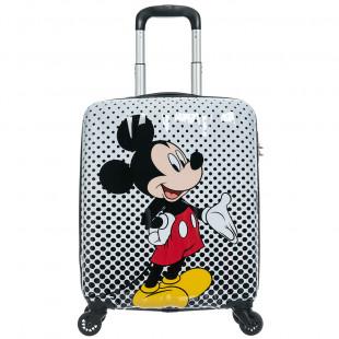Βαλίτσα American Tourister τρόλεϊ Disney Mickey Mouse 88 lt