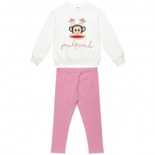 Tracksuit Paul Frank with glitter detail (6-12 years)