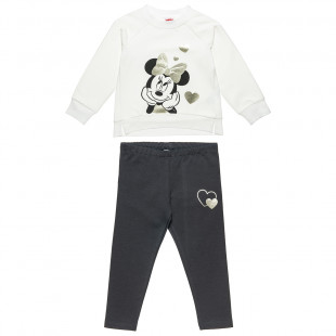 Tracksuit Disney Minnie Mouse with foil detail (12 months-6 years)