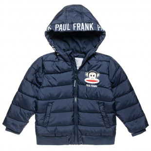 Jacket Paul Frank with fleece lining and embroidery (12 months-5 years)