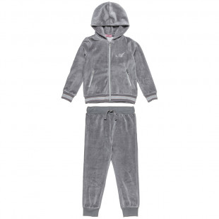 Tracksuit cardigan and pants (6-16 years)