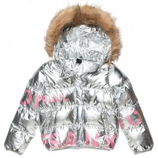 Padded jacket Paul Frank with detachable hood (6-16 years)