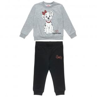 Σετ φόρμας Disney 101 Dalmatians (12 μηνών-5 ετών)