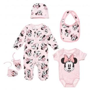 Set Disney Minnie Mouse 5-pieces (3-6 months)