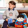 Sweater Paul Frank with embroidery (6-14 years)