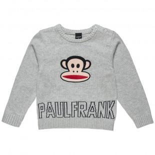 Πουλόβερ Paul Frank με κέντημα (2-5 ετών)