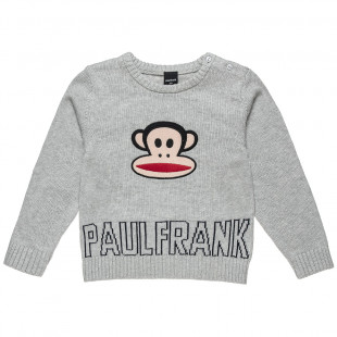 Sweater Paul Frank with embroidery (2-5 years)