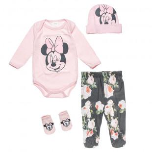 Set Disney Minnie Mouse 4-pieces (0-3 months)